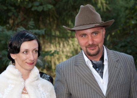 Фото №16 Гангстерская свадьба в стиле 20-х