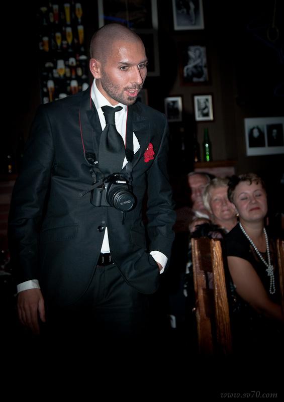 выкуп невесты в стиле гангстеров фото - Лучшие концепции стиля и моды.