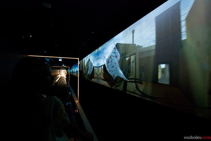 Зрительнообманный коридор