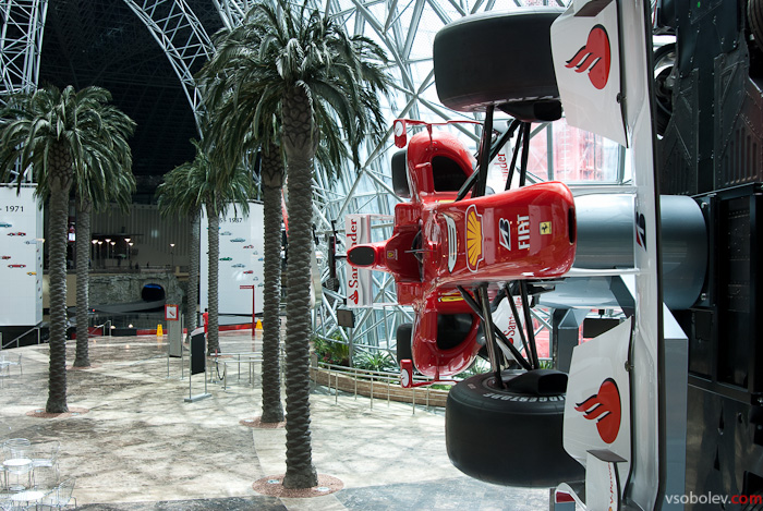 FerrariWorld