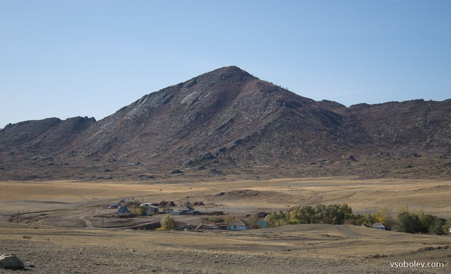 Гора Сорокина Восточный Казахстан