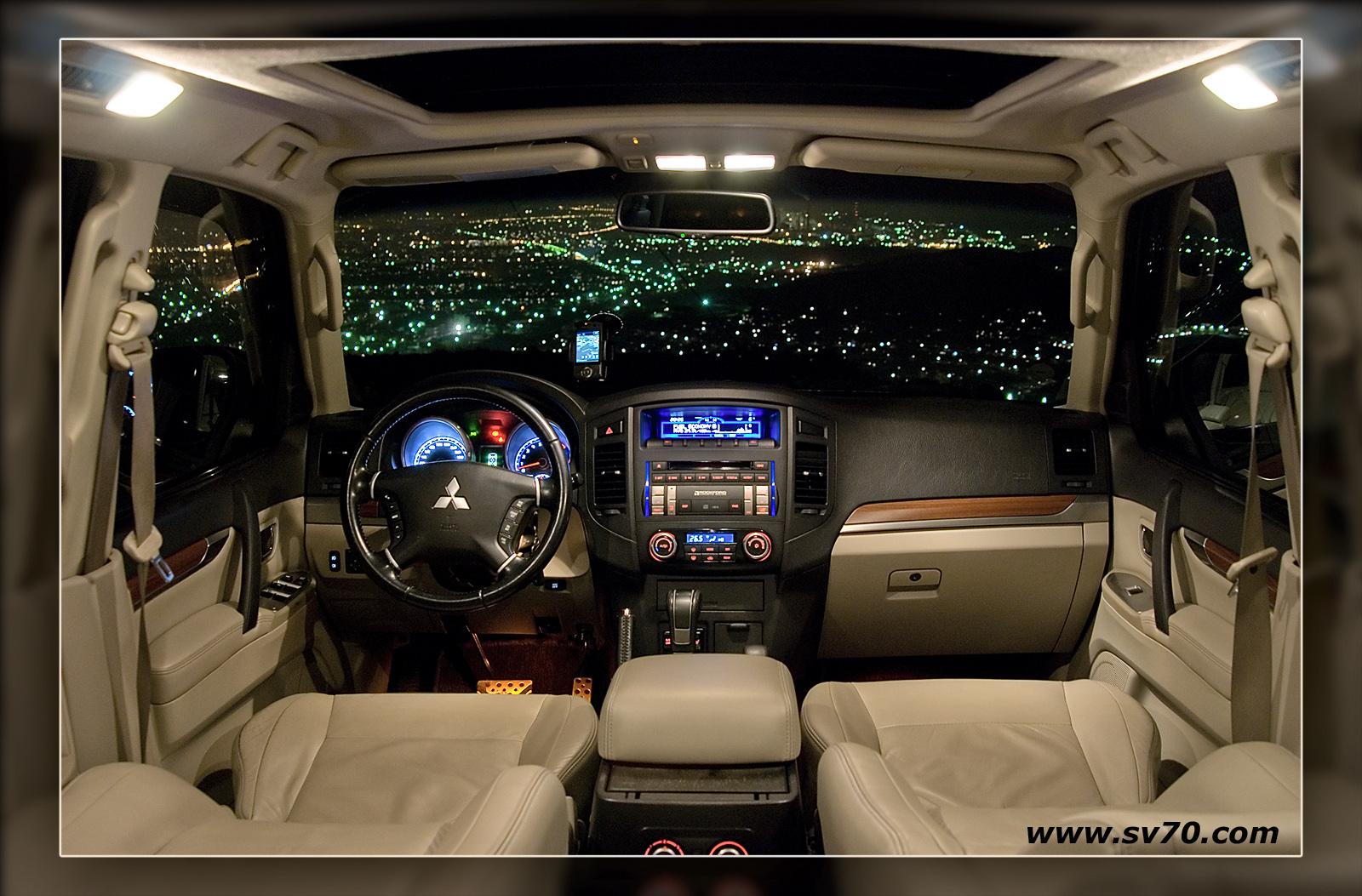 Mitsubishi pajero 4 фото