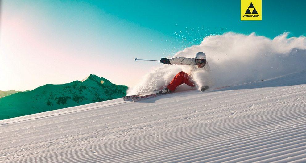 Fischer Viron.  Выбираем горные лыжи.