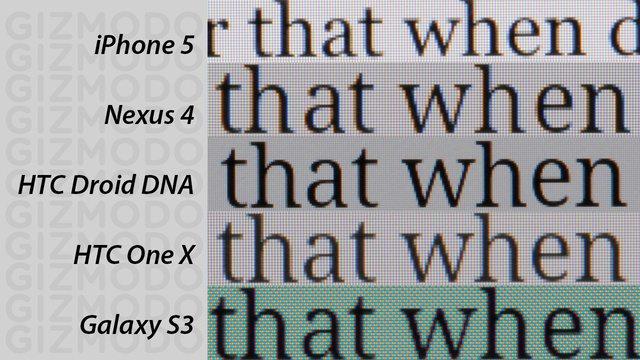 HTC Droid DLX (DNA) - Лучший экран в мобильном телефоне?