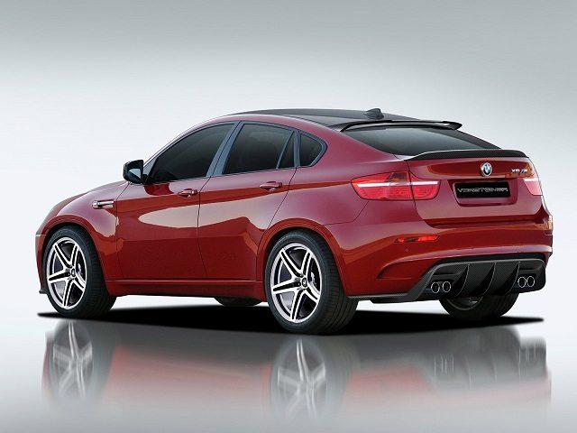 Vorsteiner BMW X6M