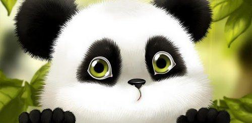 """Правда у панды все в """"негативе"""""""