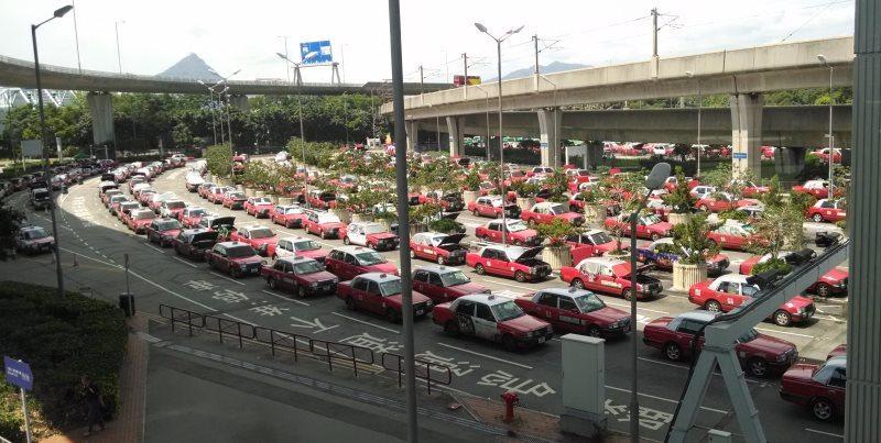 taxi-Hong-Kong