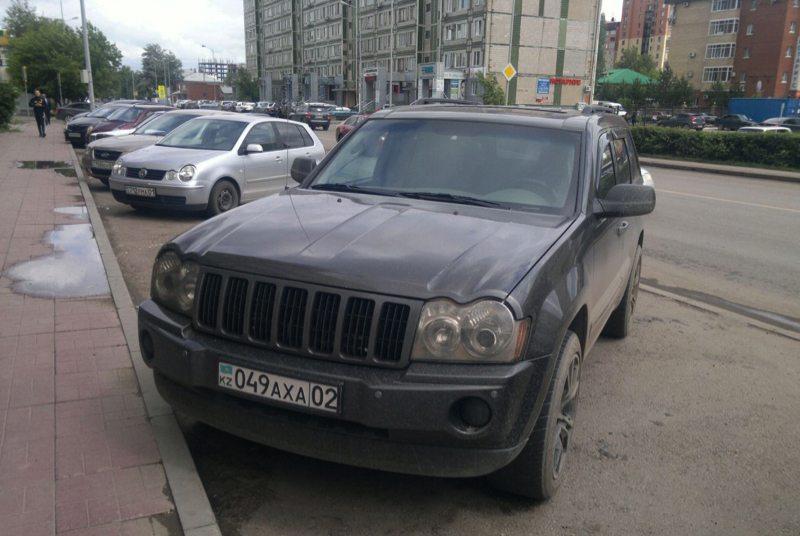 Алматинский, но будем надеяться с местом постоянной приписки в Астане.