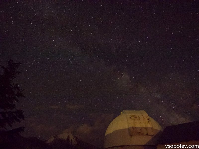 Тянь-Шаньская астрономическая обсерватория