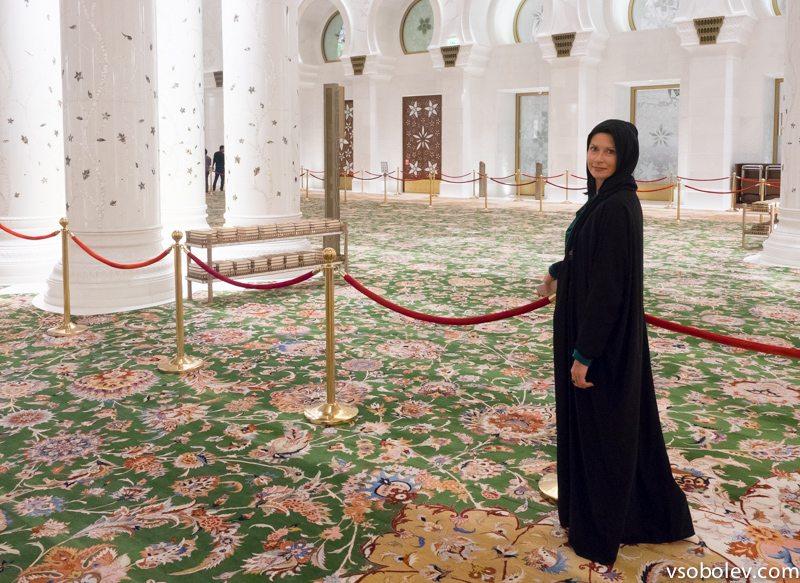 Sheikh Zayed Grand Mosque-19