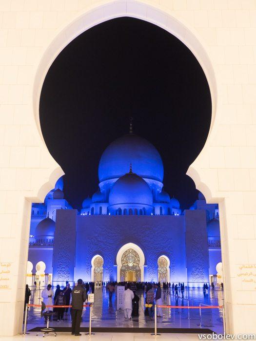 Sheikh Zayed Grand Mosque-7
