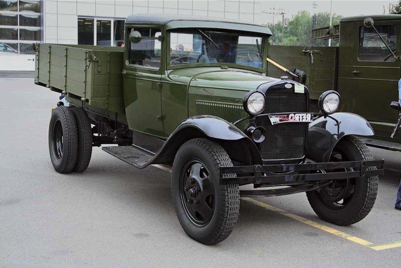 автомобильная индустрия в СССР