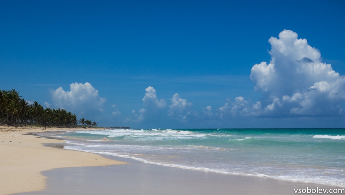 Серфинг в Доминикане