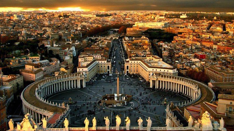 Ватикан Экспо 2017