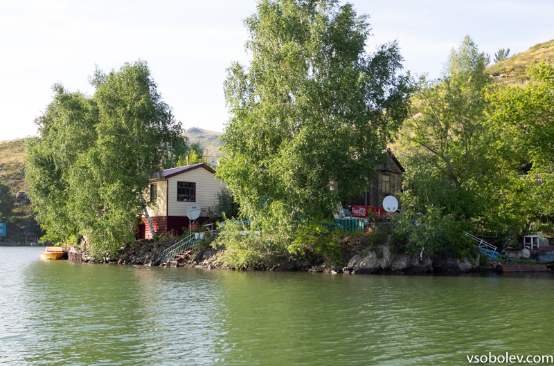 Усть-Каменогорск, Венеция