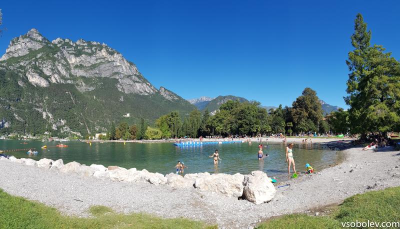 Озеро Гарда, Италия