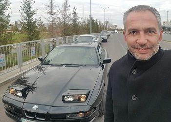 Старая новая BMW 8-я серия и BMW X7 - две новинки этого года