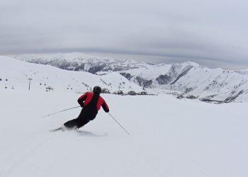 Разбор экспертом моей  горнолыжной техники