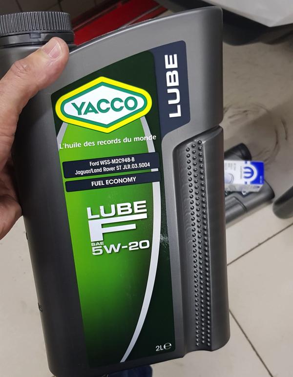 масло YACCO Lube