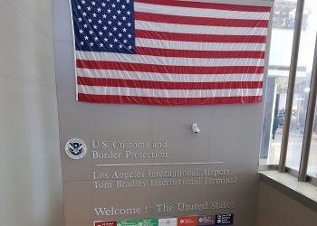 Пограничный контроль в США