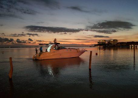 Канкун, LA, LV, восходы-закаты