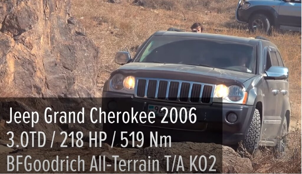 Pajero 4 vs Grand Cherokee vs Pathfinder vs 4Runner