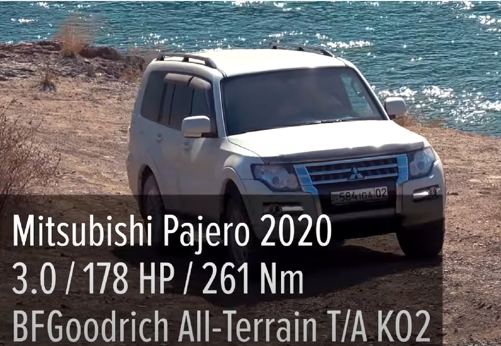 Pajero 4 vs Grand Cherokee vs Pathfinder vs 4Runner