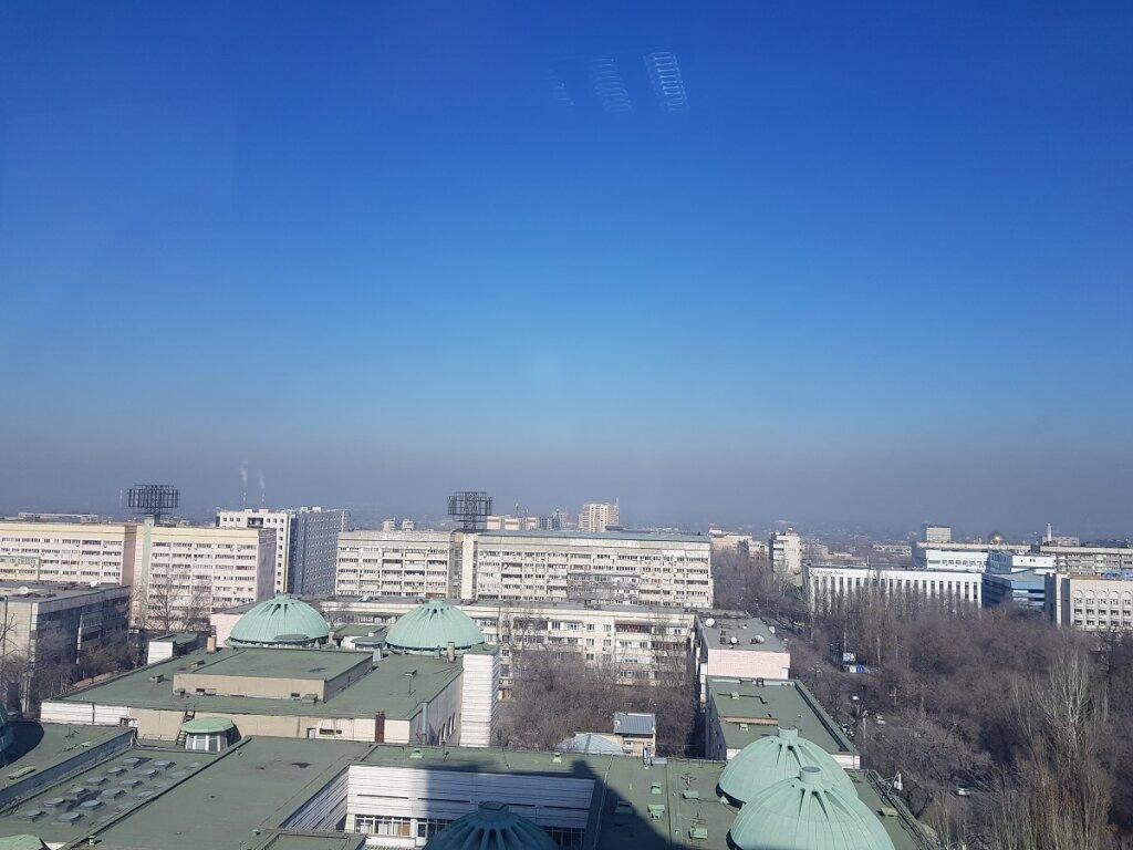 Алматы экология