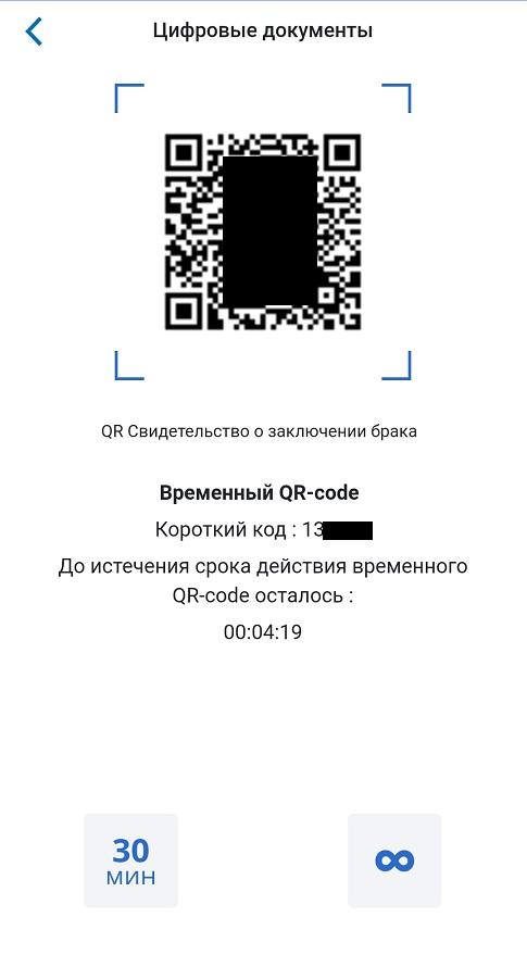 Цифровое удостоверение личности