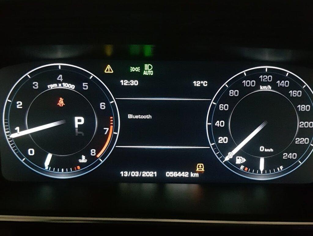 Замена масла Range Rover Sport и сайлентблоков