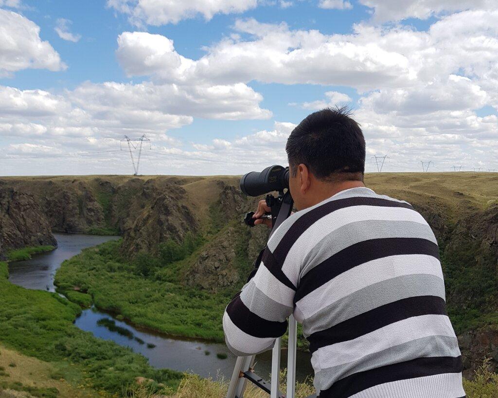 Селетинский каньон или каньон Бестобе