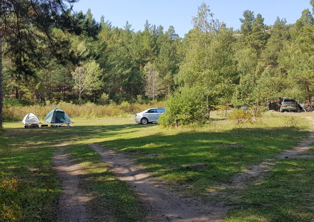 Где ночевать в палатке в Каркаралинске