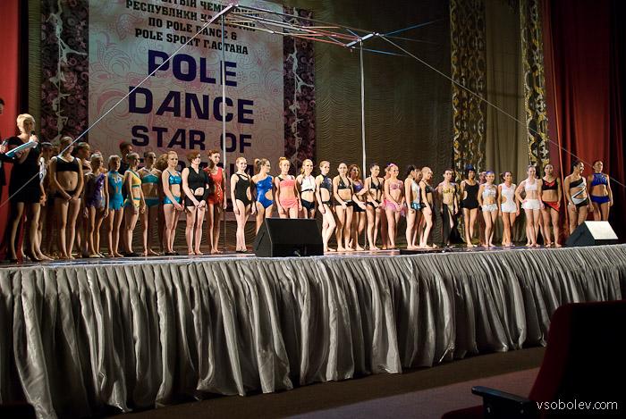 Pole Dance Астана - женщинам полезно, мужчинам приятно
